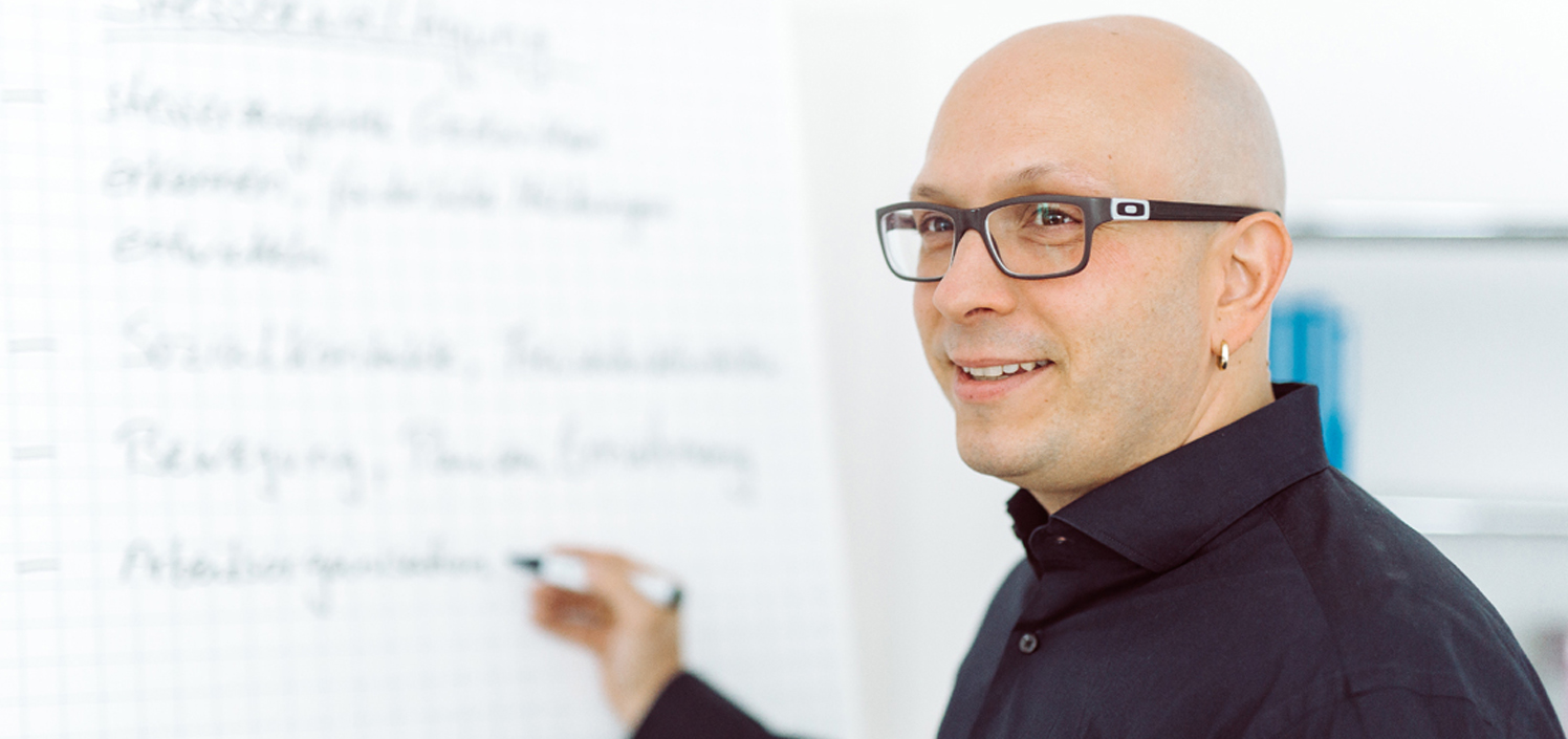 Dr. Mark Heuser, Psychotherapie, Karlsruhe